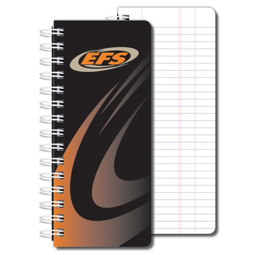 "3 1/4""x7 7/8"" Full Color Pipe Tally Books"