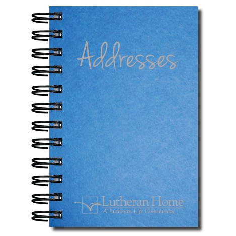 "4""x6"" Address Book"