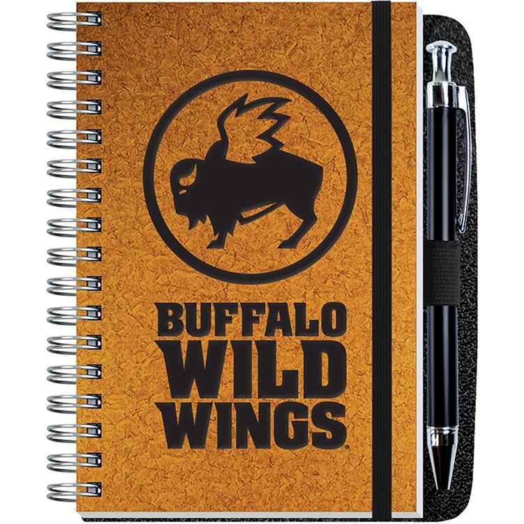 """4""""x6"""" Best Selling Journals - 100 Sheet w/ Pen"""