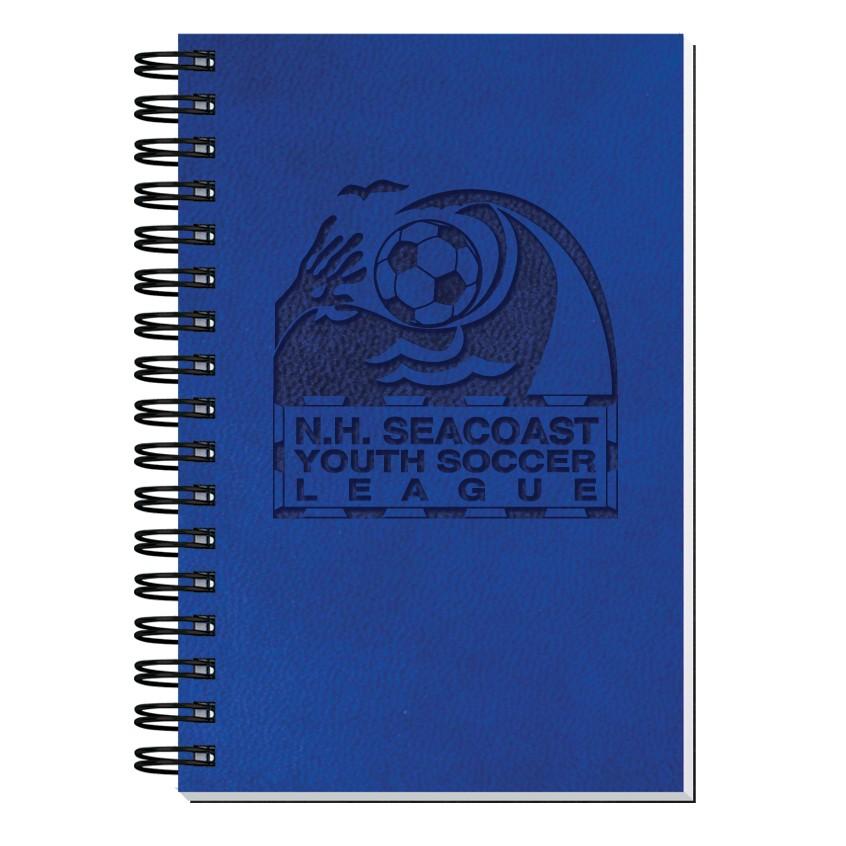 "4""x6"" Executive Journals - 100 Sheets w/ Pen"