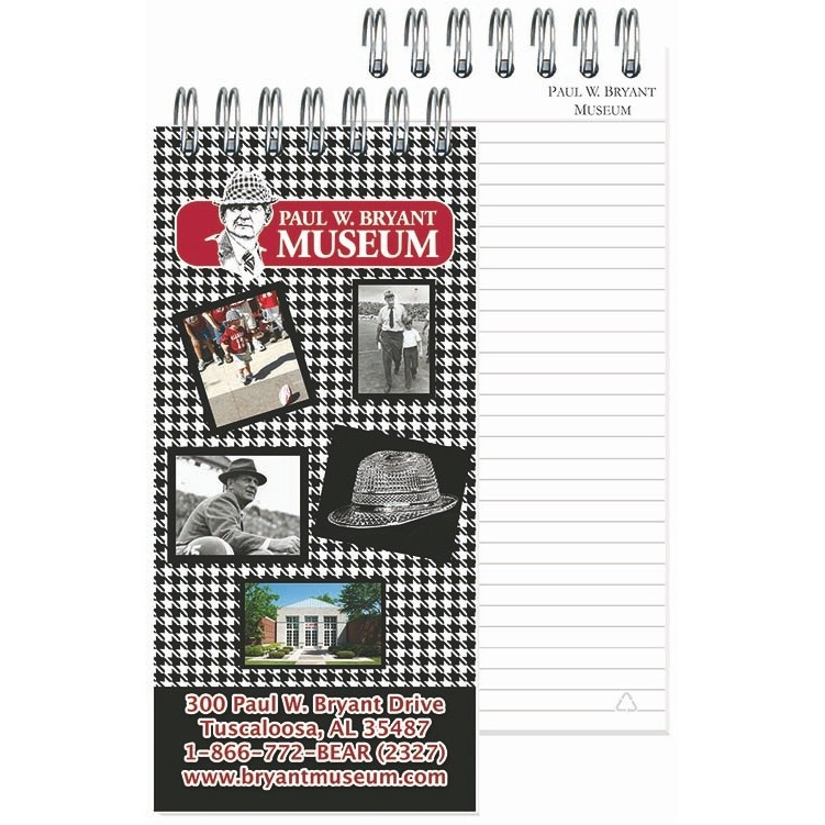 "4""x8 1/2"" Full Color Impression Journals"