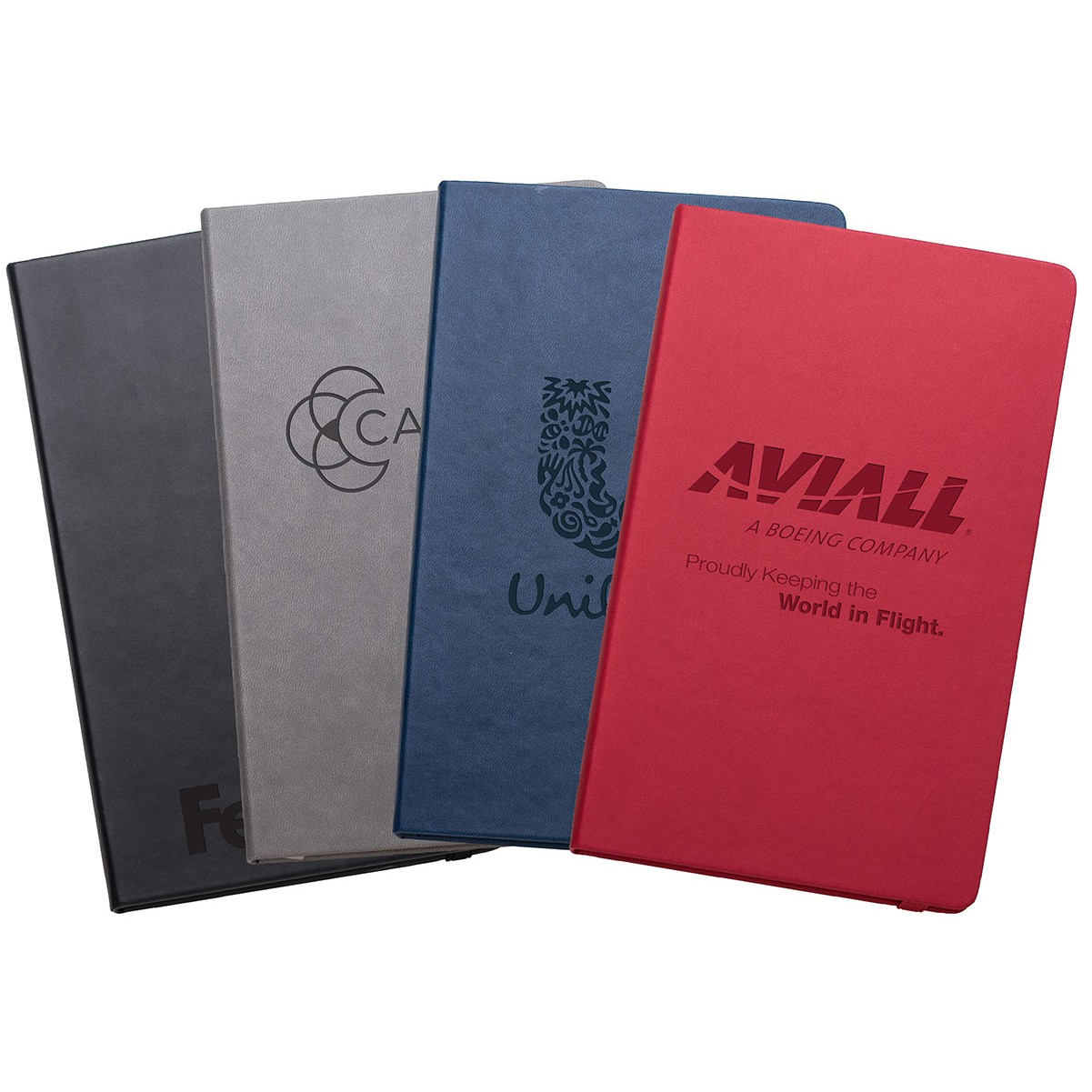 "5 1/4""x8 1/4"" Go Hard Cover Journals"