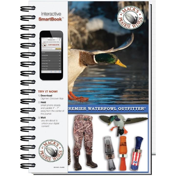"5""x7"" Interactive SmartBooks™ Journal w/ Pen Safe"