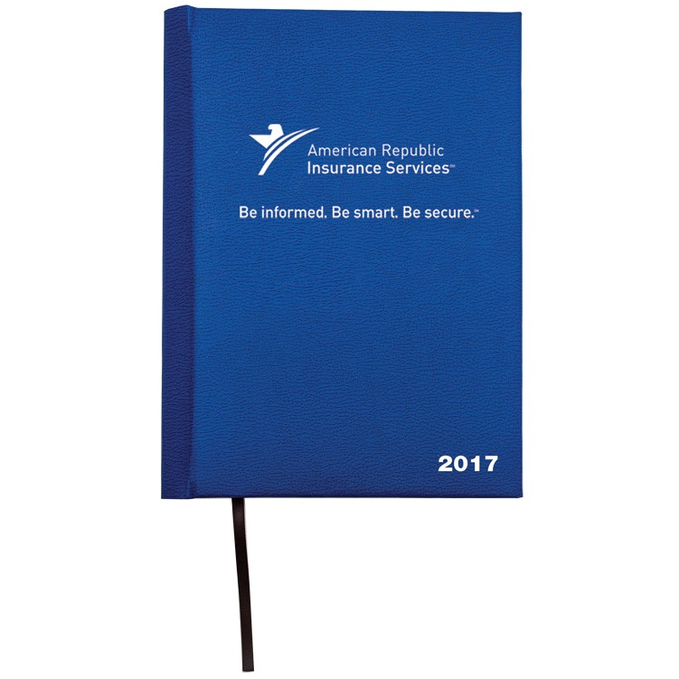 """5""""x8"""" Deluxe Time Managers Calendars"""