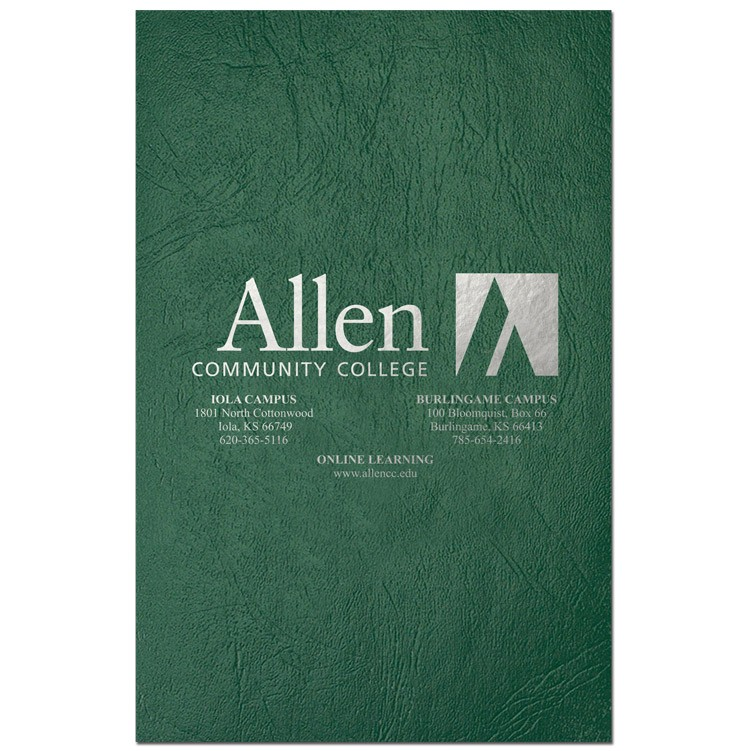 "6 1/2""x10"" Leatherette Cover Academic Monthly Planners"