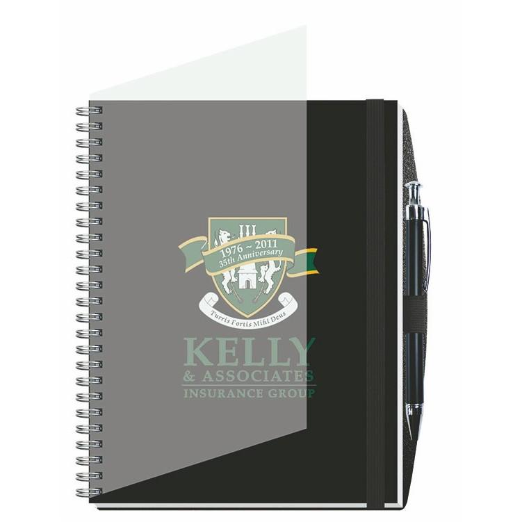 "6 1/2""x8 1/2"" Gallery Journals - 50 Sheets & Pen"