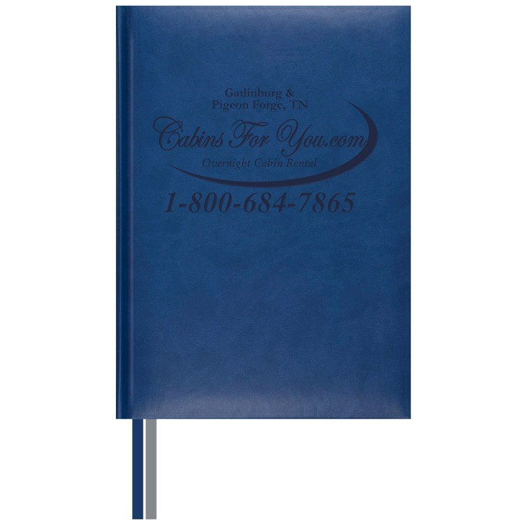 "6 3/4""x9 1/2"" Executive Book Bound Journal"