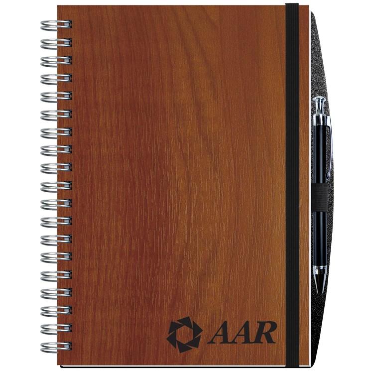 """7""""x10"""" Best Selling Journals - 100 Sheet w/ Pen"""