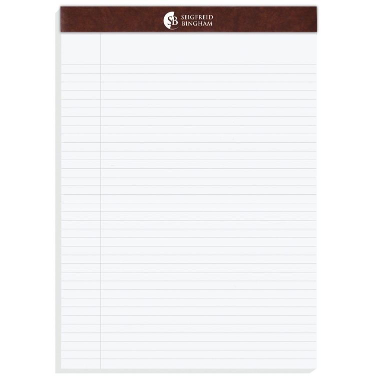 "8 1/2""x11 3/4"" Executive Legal Pads"