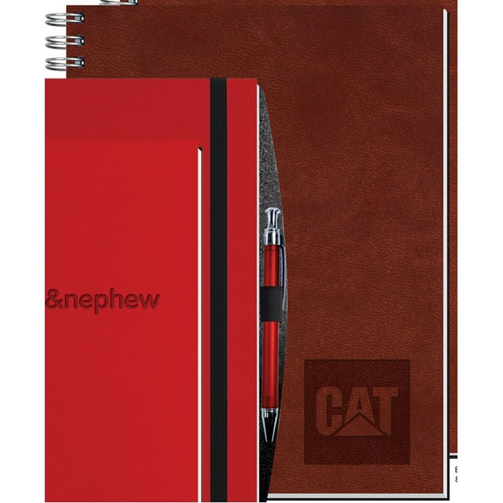 "8 1/2""x11"" Executive Journals - 100 Sheets"