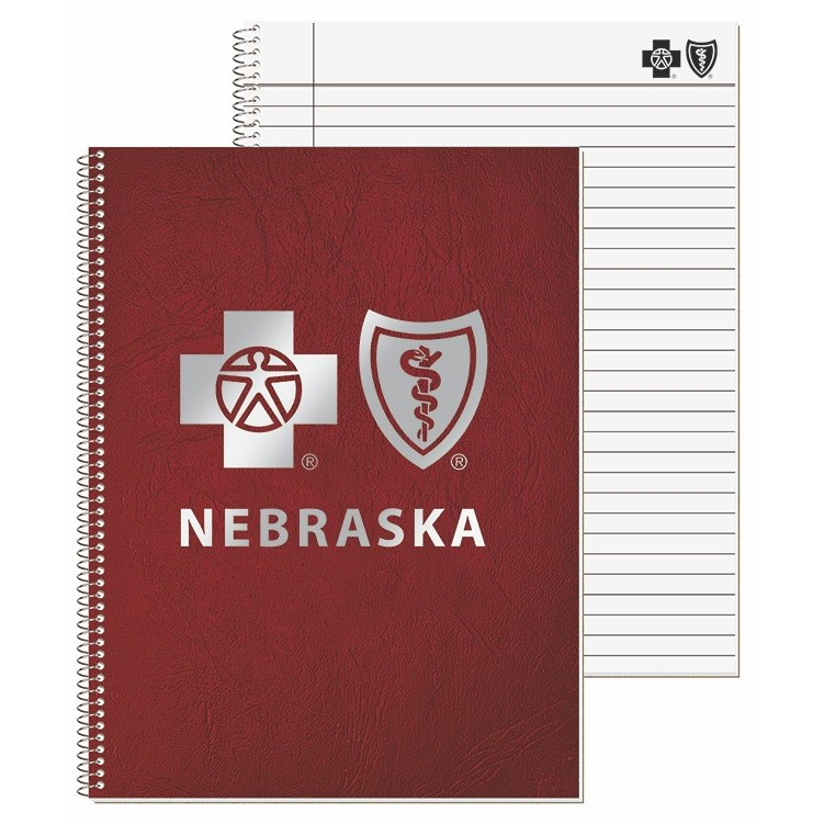 "8 3/4""x10 7/8"" Flex Composition Notebook"
