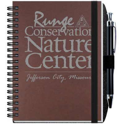 "Best Selling Journals w/50 Sheets & Pen (5""x7"")"