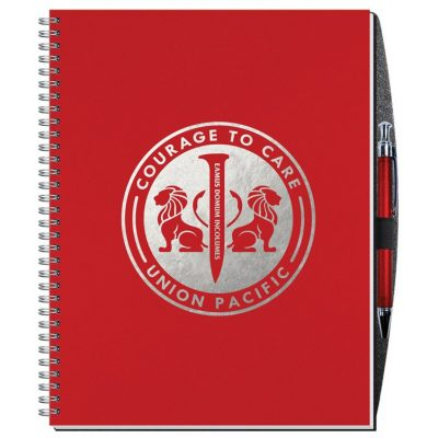"Best Selling Journals w/50 Sheets & Pen (8 1/2""x11"")"