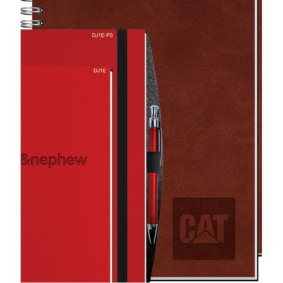 "Executive Journals w/50 Sheets (8 1/2""x11"")"