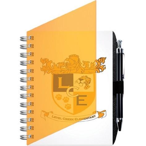 "Gallery Journals w/100 Sheets & Pen (7""x10"")"