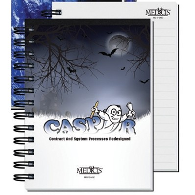 """Gloss Cover Journals w/100 Sheets & Pen (5""""x7"""")"""
