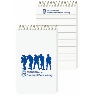 "Imprinted Sheet Notebooks (2 7/8""x4 3/4"")"