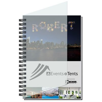 "Personalized Image Journals w/100 Sheets (7""x10"")"