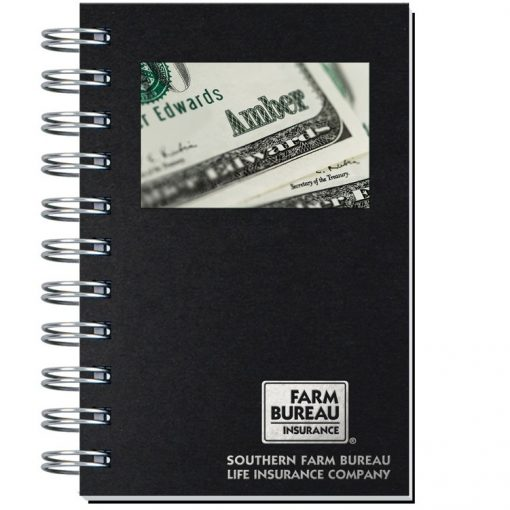 "Personalized Image Shadowbox Journals w/100 Sheets (4""x6"")"