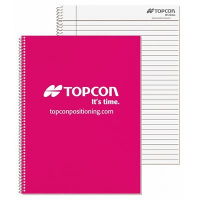 "Poly Composition Notebook (8 3/16""x10 7/8"")"