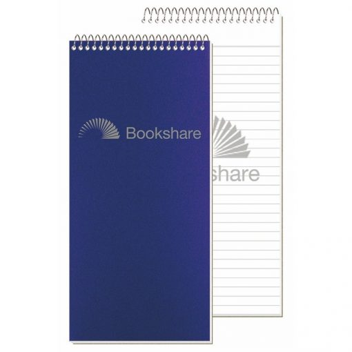 """Poly Cover Poly Reporter Notebook (4""""x8 1/4"""")"""