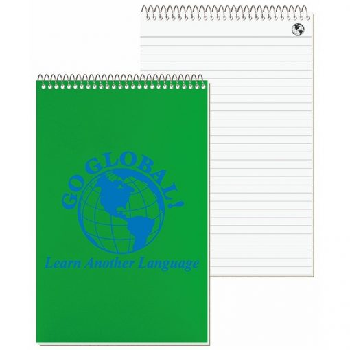 """Poly Stenographer Notebook (5 3/8""""x8 1/4"""")"""
