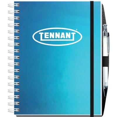"""Radiant Journal w/Pen Safe & 100 Sheets (6 1/2""""x 8 1/2"""")"""