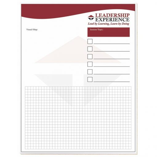 "Scratch Pad w/ 25 Sheets (8 3/8""x10 7/8"")"