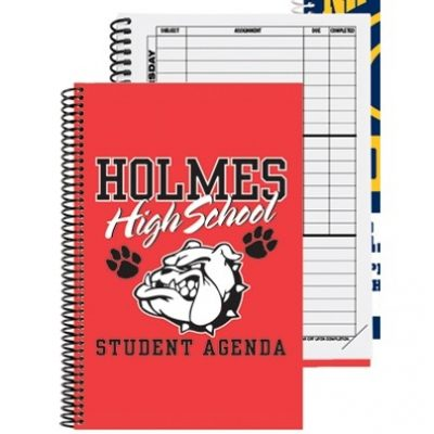 "Weekly Assignment Planner Book (5 3/4""x8 3/8"")"