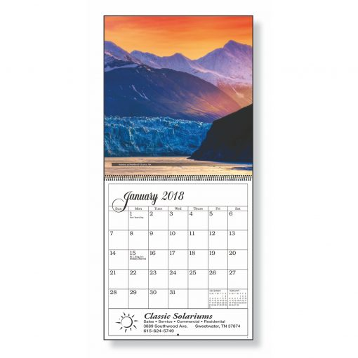 Countryside Charm Executive Appointment Calendar