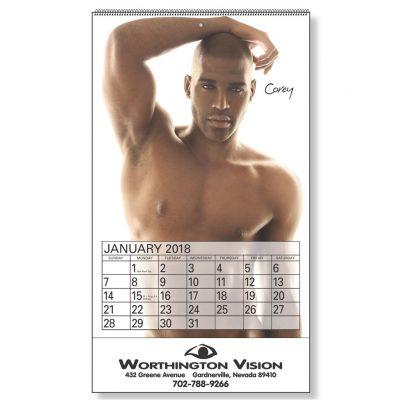 U. S. Male Pictorial Calendar
