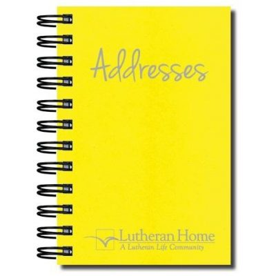 "Address Book (4"" x 6"")"