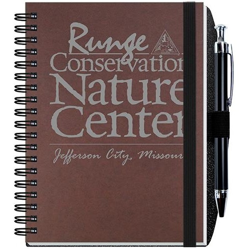 "Best Selling Journals w/50 Sheets & Pen (5""x 7"")"