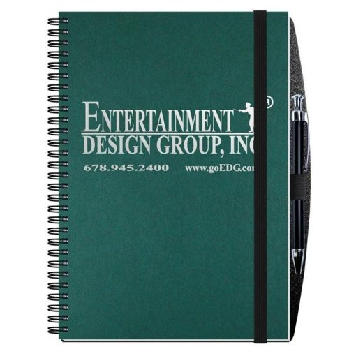 "Best Selling Journals w/50 Sheets & Pen (7"" x 10"")"