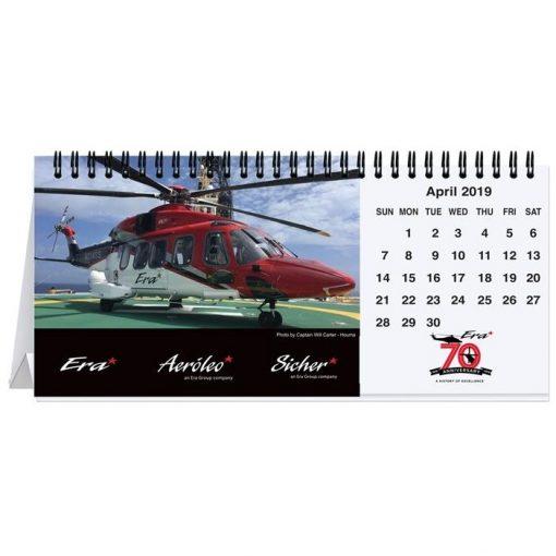 "Custom Photo Tent Desk Calendars (8 3/4"" x 4"")"