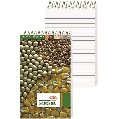 "Econo Pocket Coil Notebook w/4 Color Process (2 7/8"" x 4 3/4"")"