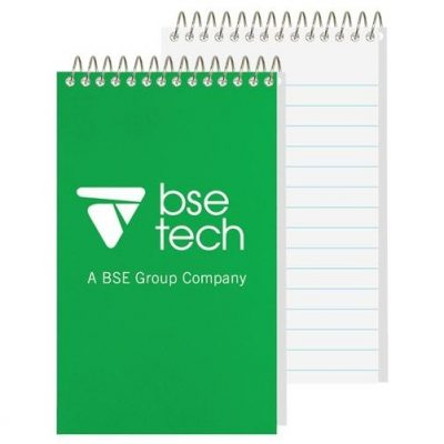 "Econo Poly Cover Notebook (2 7/8"" x 4 3/4"")"