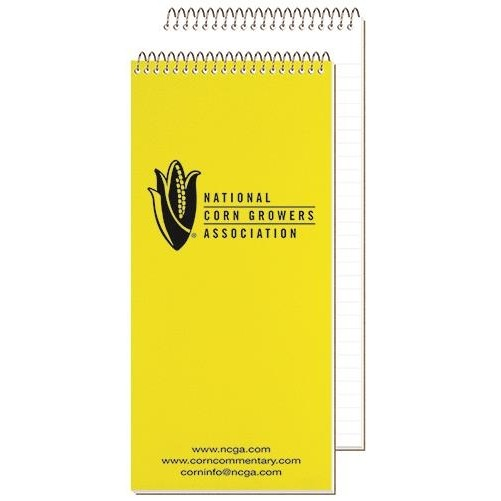 "Econo Poly Cover Reporter Notebook (4"" x 8 1/4"")"
