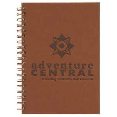 "Executive Journals w/100 Sheets (7"" x 10"")"
