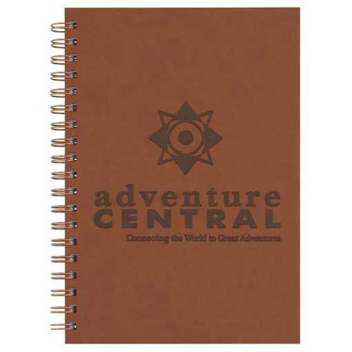 """Executive Journals w/100 Sheets (7"""" x 10"""")"""