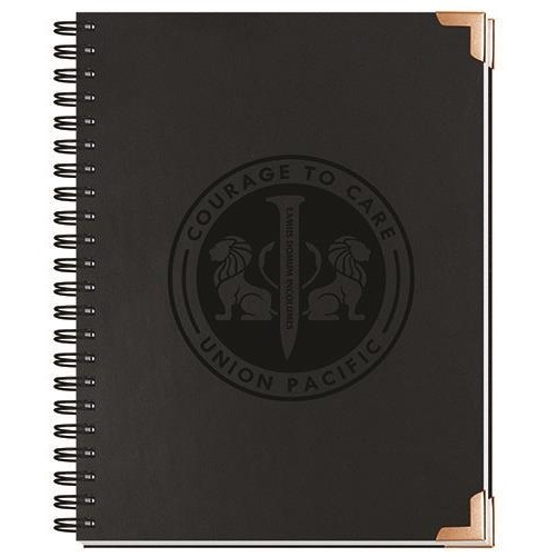 """Executive Journals w/100 Sheets (8 1/2"""" x 11"""")"""