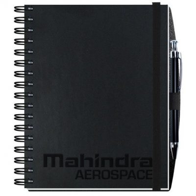 "Executive Journals w/100 Sheets & Pen (6 1/2"" x 8 1/2"")"