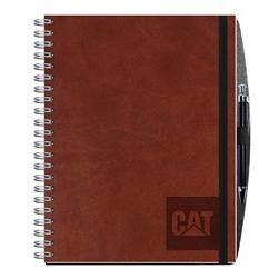 "Executive Journals w/100 Sheets & Pen (8 1/2"" x 11"")"