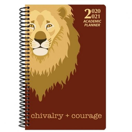 "Full Color Academic Weekly Planners (5 1/4"" x 8 1/4"")"