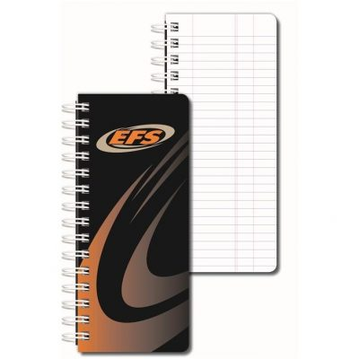 "Full Color Pipe Tally Books (3 1/4"" x 7 7/8"")"