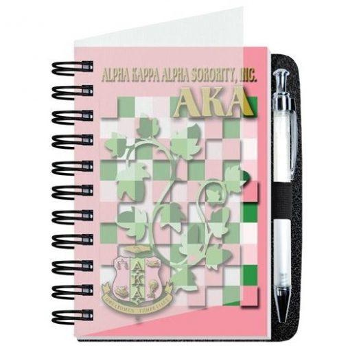 "Gallery Journals w/100 Sheets & Pen (4"" x 6"")"