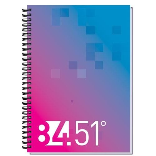 "Gloss Cover Journals w/50 Sheets (7"" x 10"")"