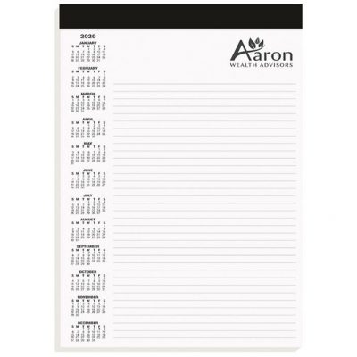 "Legal Pads w/Imprinted Sheets (8 1/4"" x 11 3/4"")"