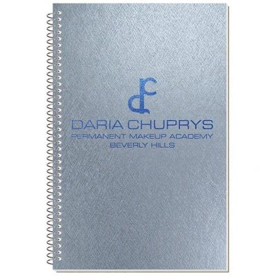 "Metallic Stenographer Notebook (5 3/8"" x 8 1/4"")"