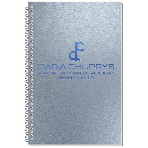 "Metallic Stenographer Notebook (5 3/8"" x 8 1/4"")"